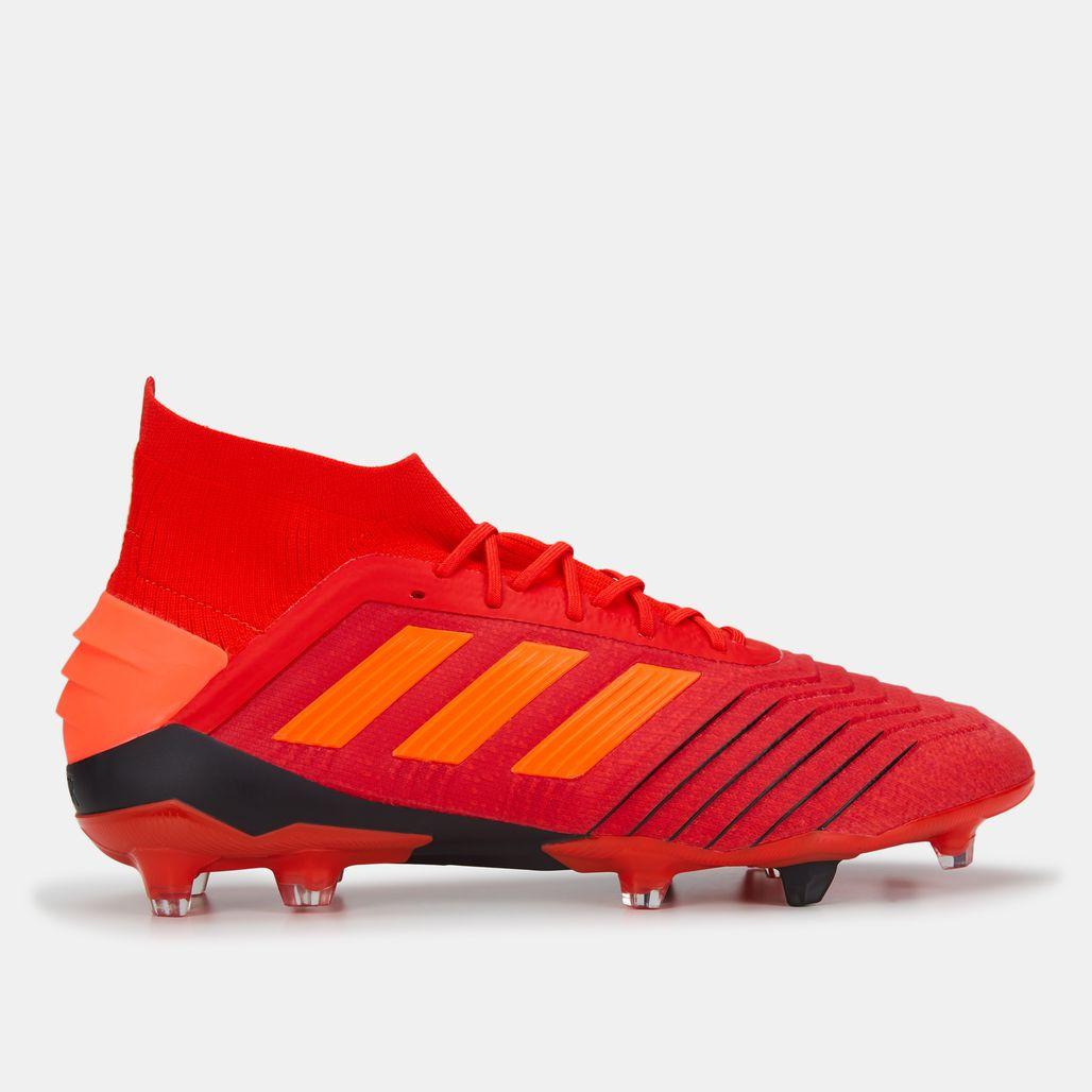 adidas Men's Predator 19.1 Firm Ground Football Shoe