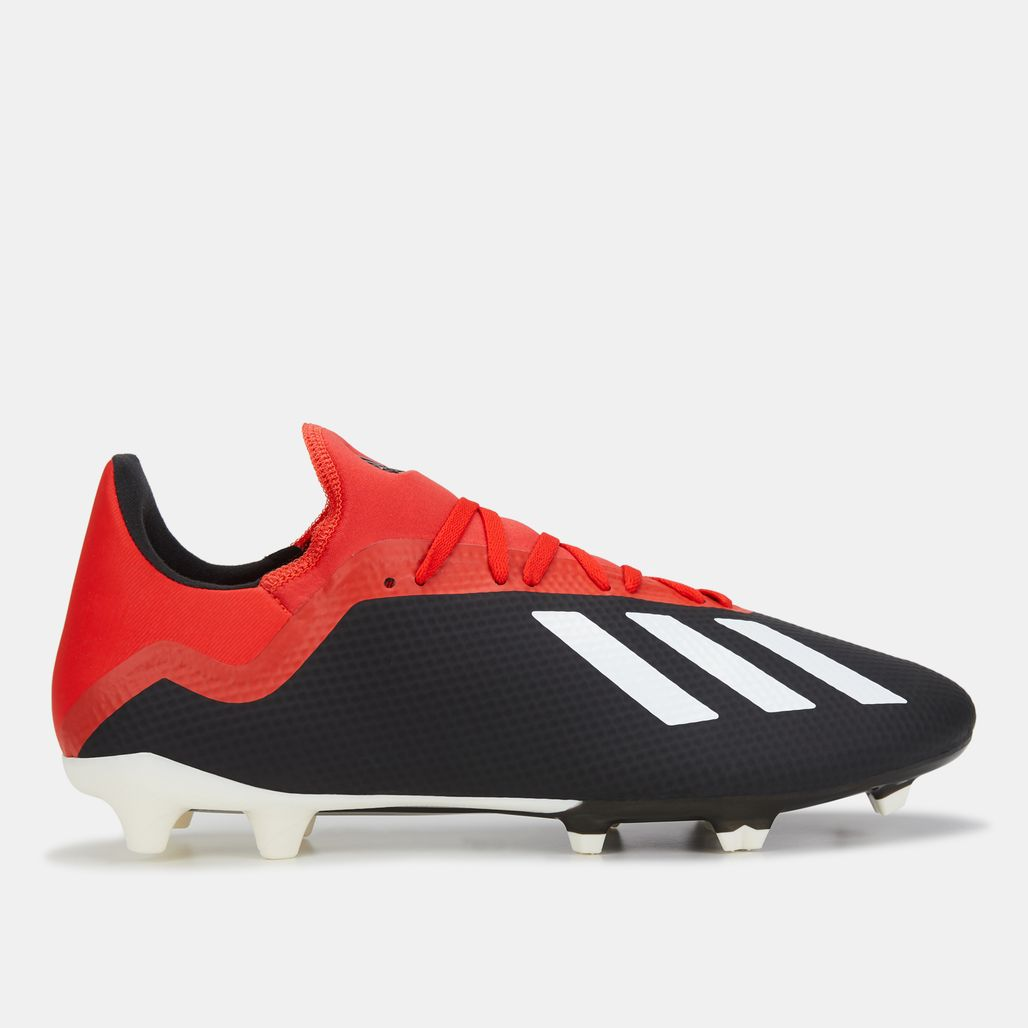 adidas Men's Initiator Pack X 18.3 Firm Ground Football Shoe