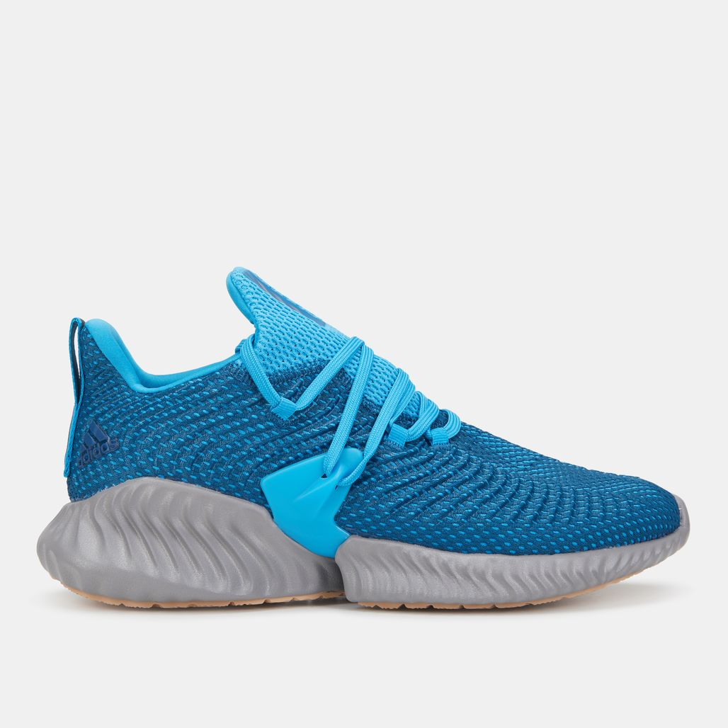 adidas Men's Alphabounce Instinct Shoe - Blue