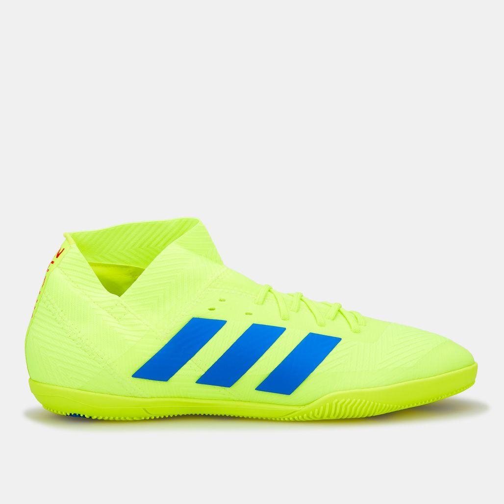 adidas Men's Nemeziz 18.3 Indoor Football Shoe