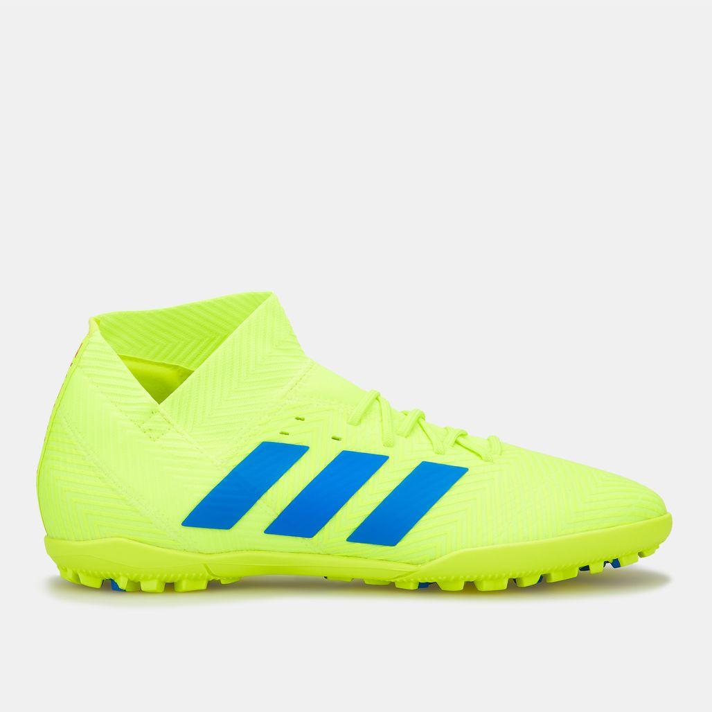 adidas Men's Exhibit Pack Nemeziz 18.3 Turf Football Shoe