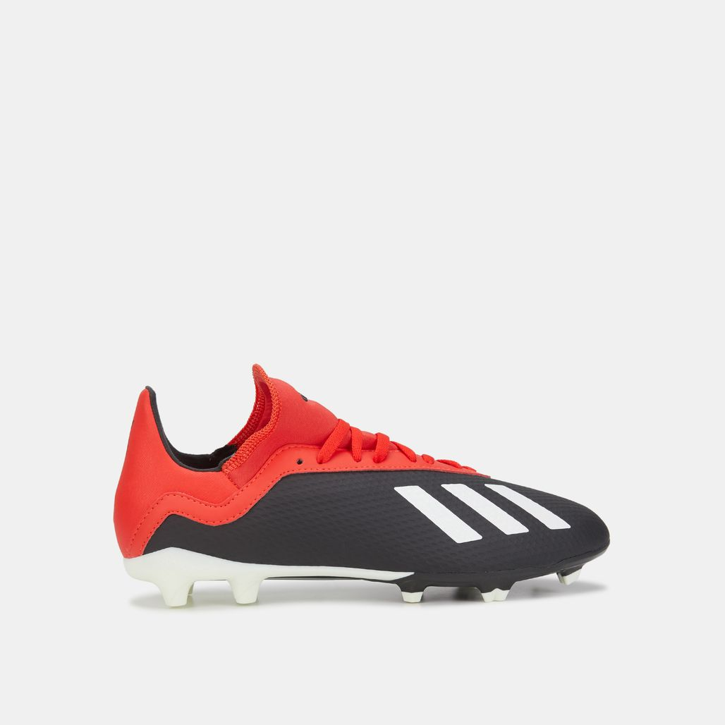 adidas Kids' Initiator Pack X 18.3 Firm Ground Football Shoe (Older Kids)