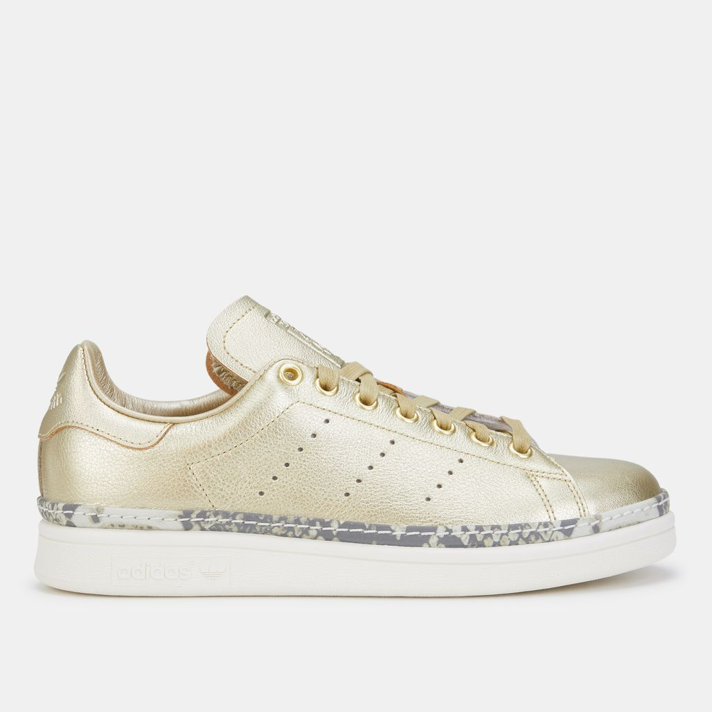 adidas Originals Women's Stan Smith New Bold Shoe