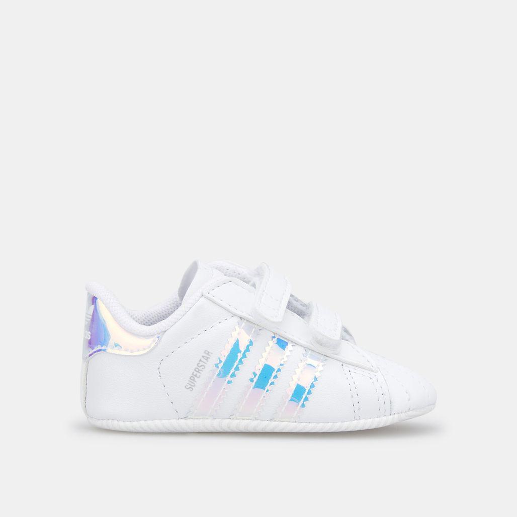 adidas Originals Kids' Superstar Shoe (Baby and Toddler)