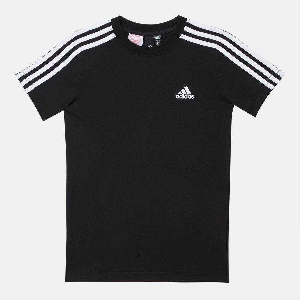 adidas Three-Stripes T-Shirt
