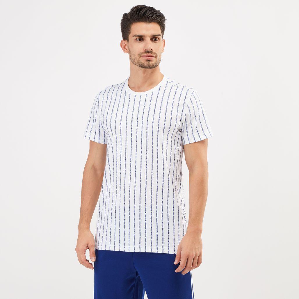 adidas Pinstripes T-Shirt