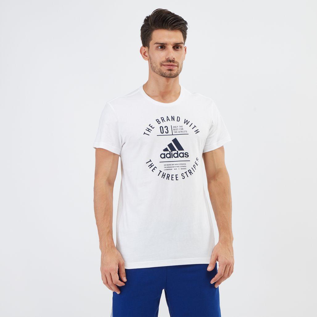 adidas Emblem Training T-Shirt