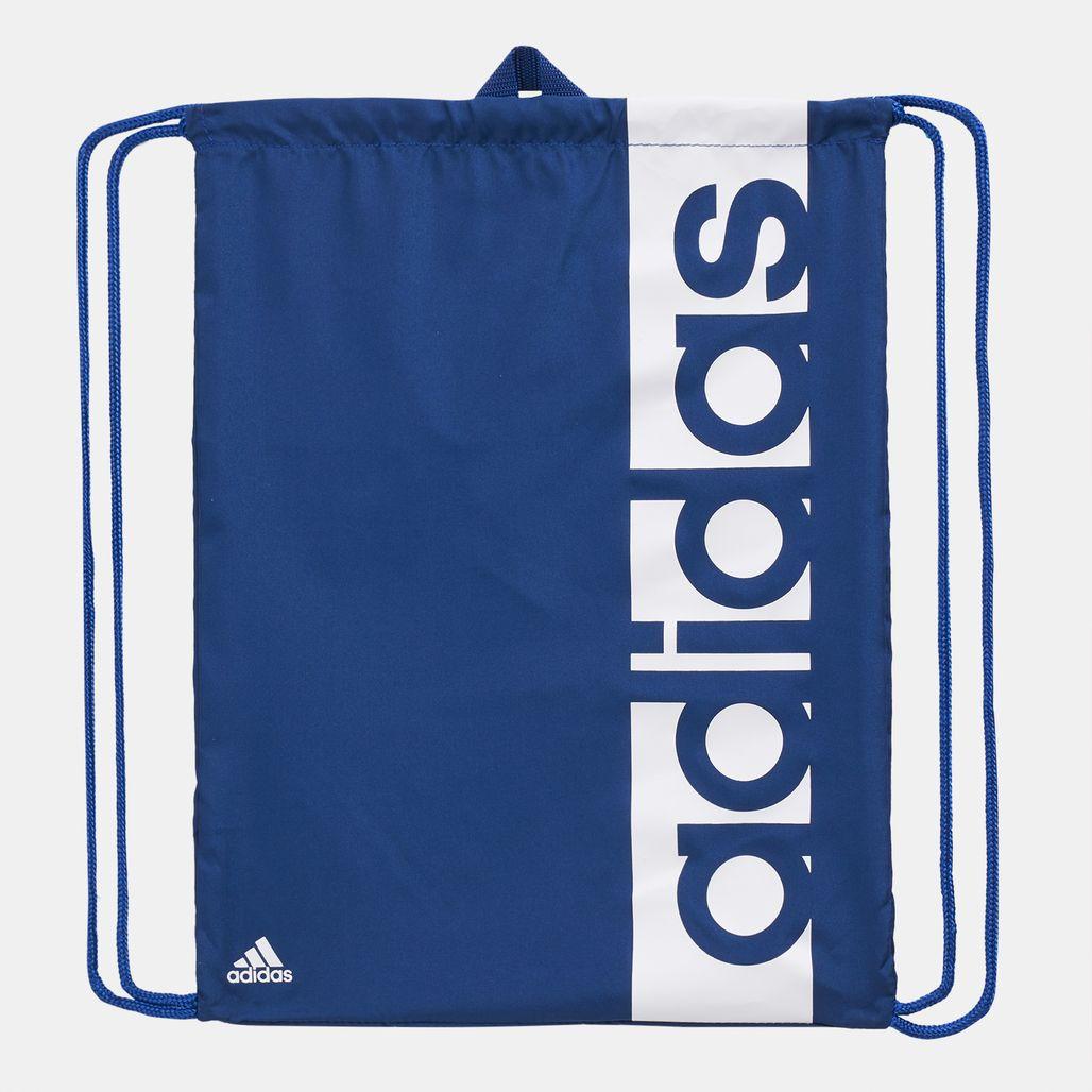 adidas Linear Performance Gym Sack - Blue