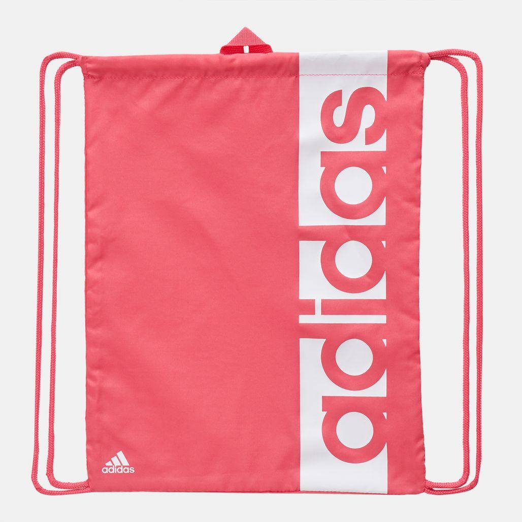 adidas Linear Performance Gym Sack - Pink