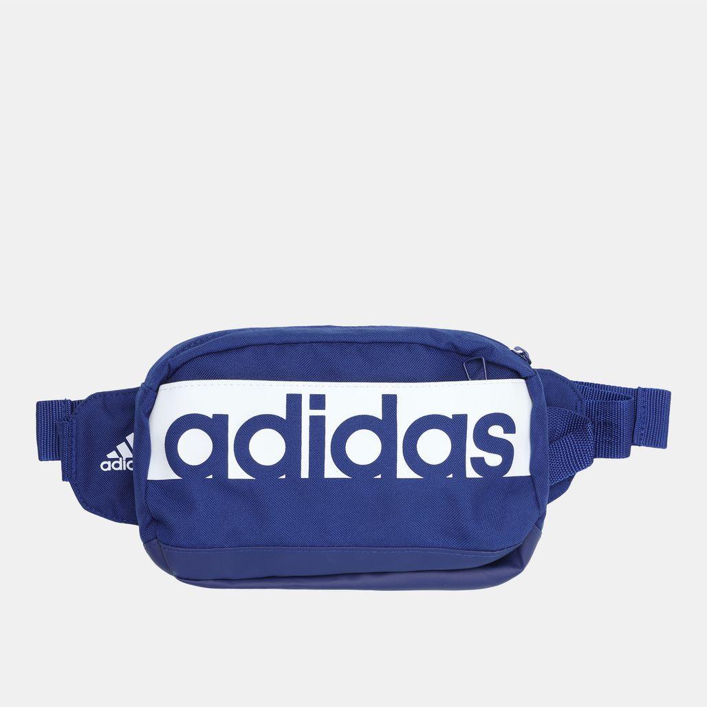 adidas Linear Performance Waist Bag - Blue