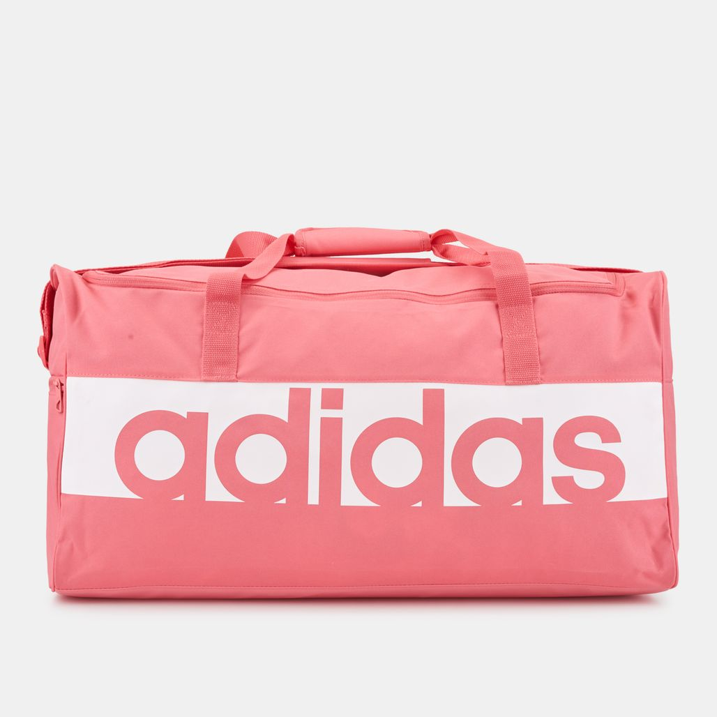 adidas Linear Performance Duffel Bag - Pink