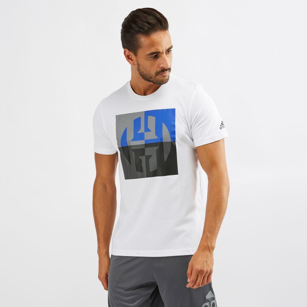 adidas Harden Big Logo T-Shirt