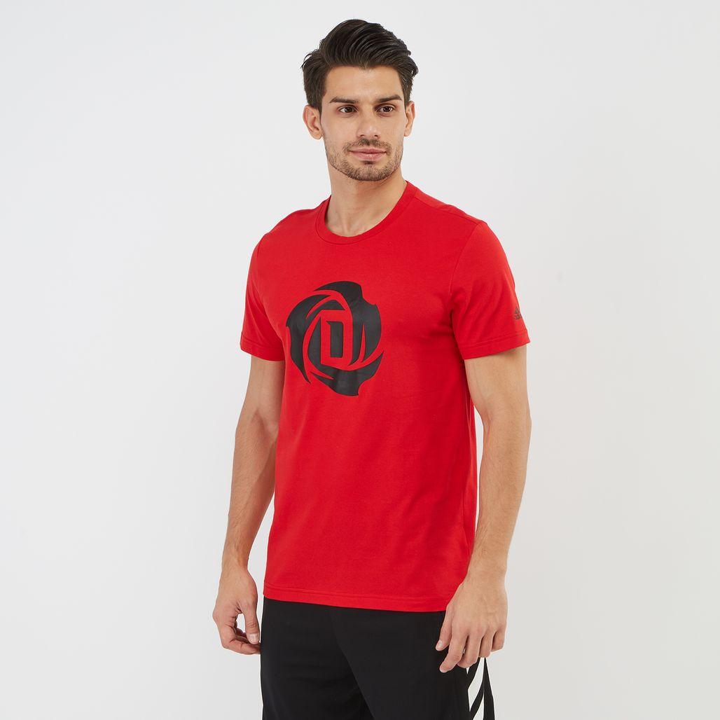 adidas Rose Graphic T-Shirt