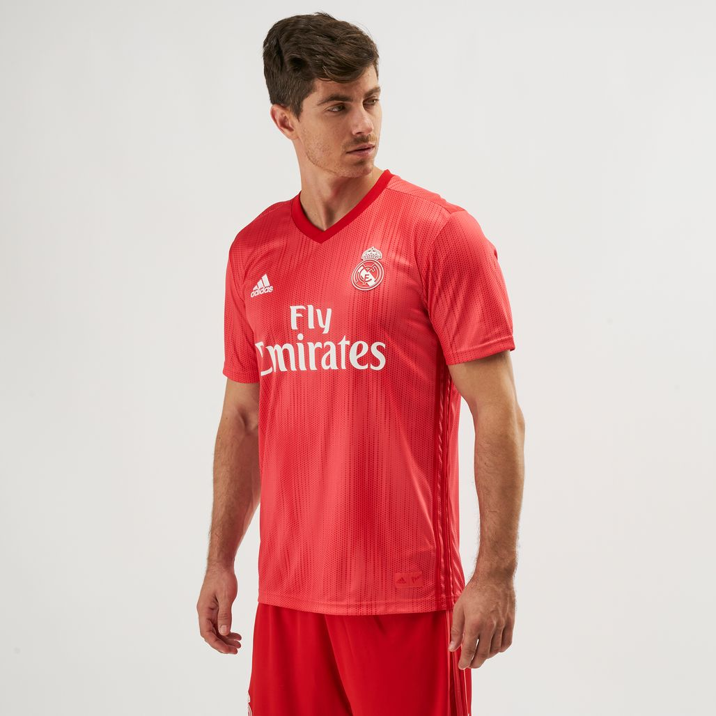 adidas Real Madrid Third Jersey - 2018/19