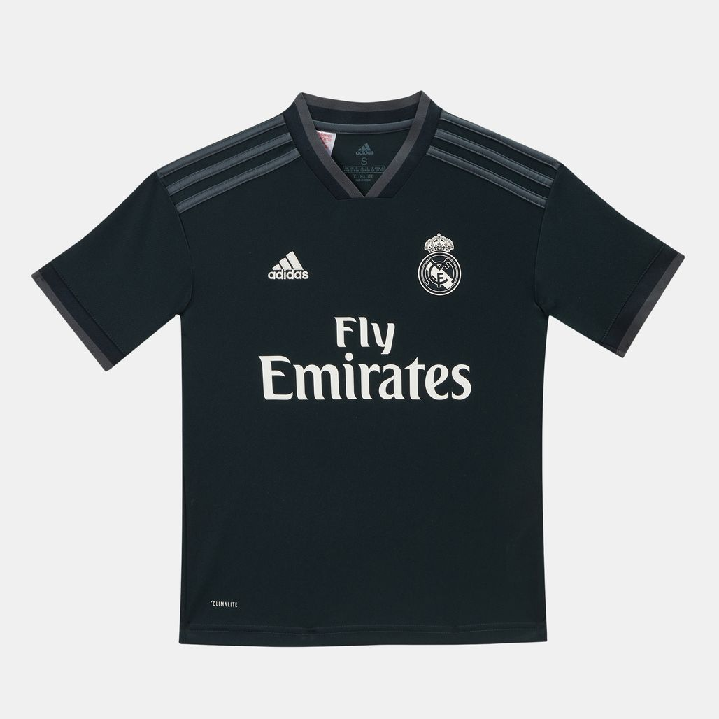 adidas Kids' Real Madrid Away Replica Jersey - 2018/19