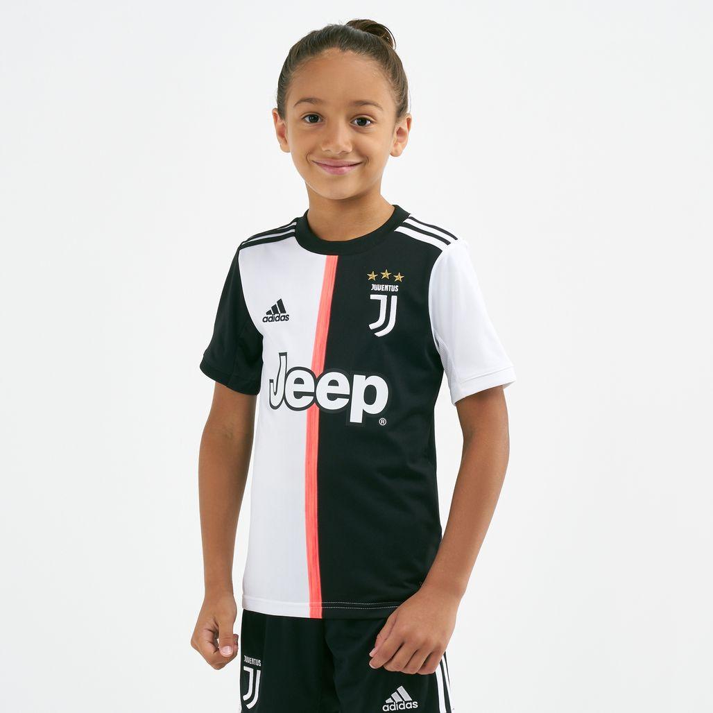 adidas Kids' Juventus Home Jersey - 2019/20 (Older Kids)