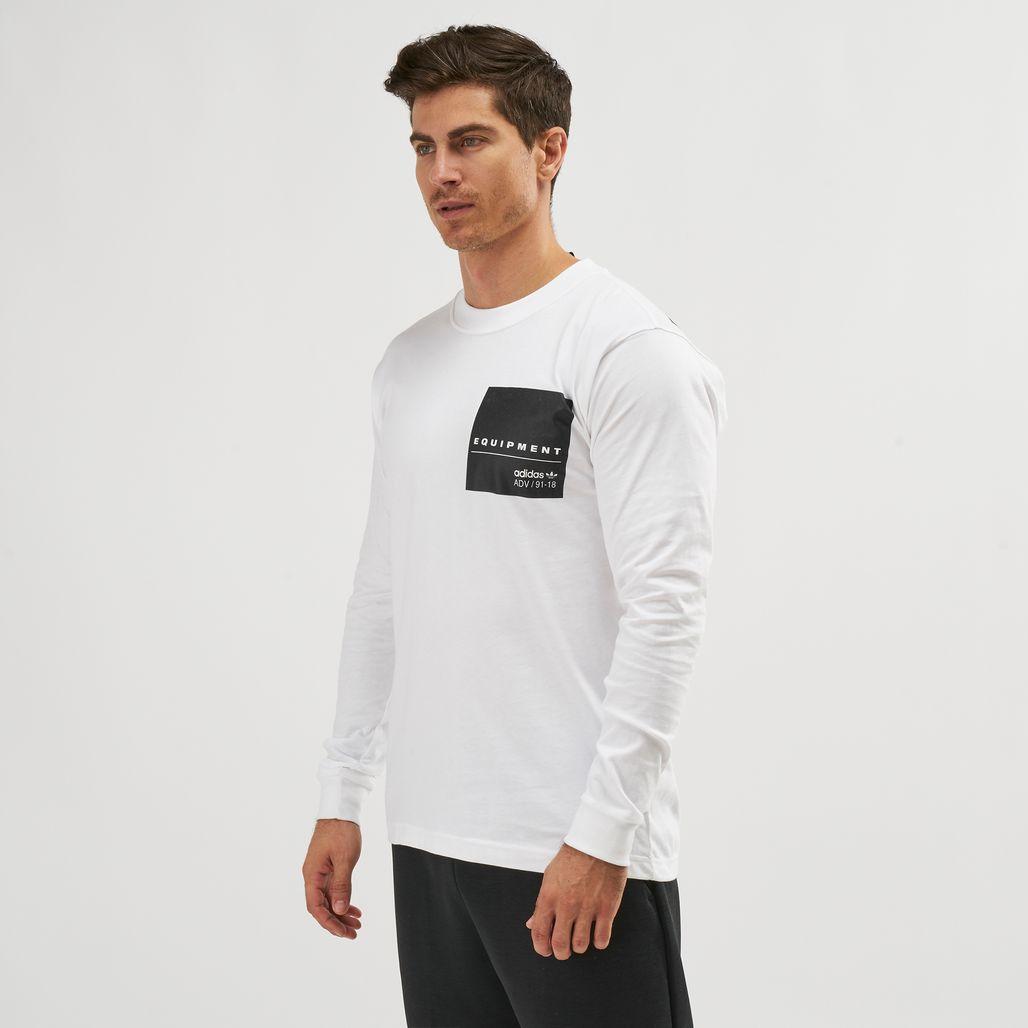 adidas Originals EQT Long Sleeve T-Shirt