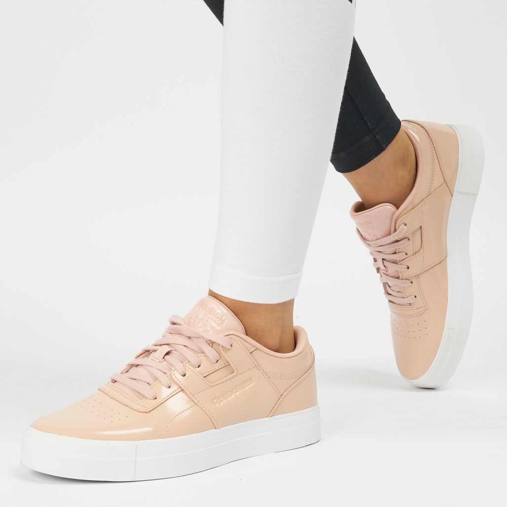 Reebok Classic Workout Lo Shoe