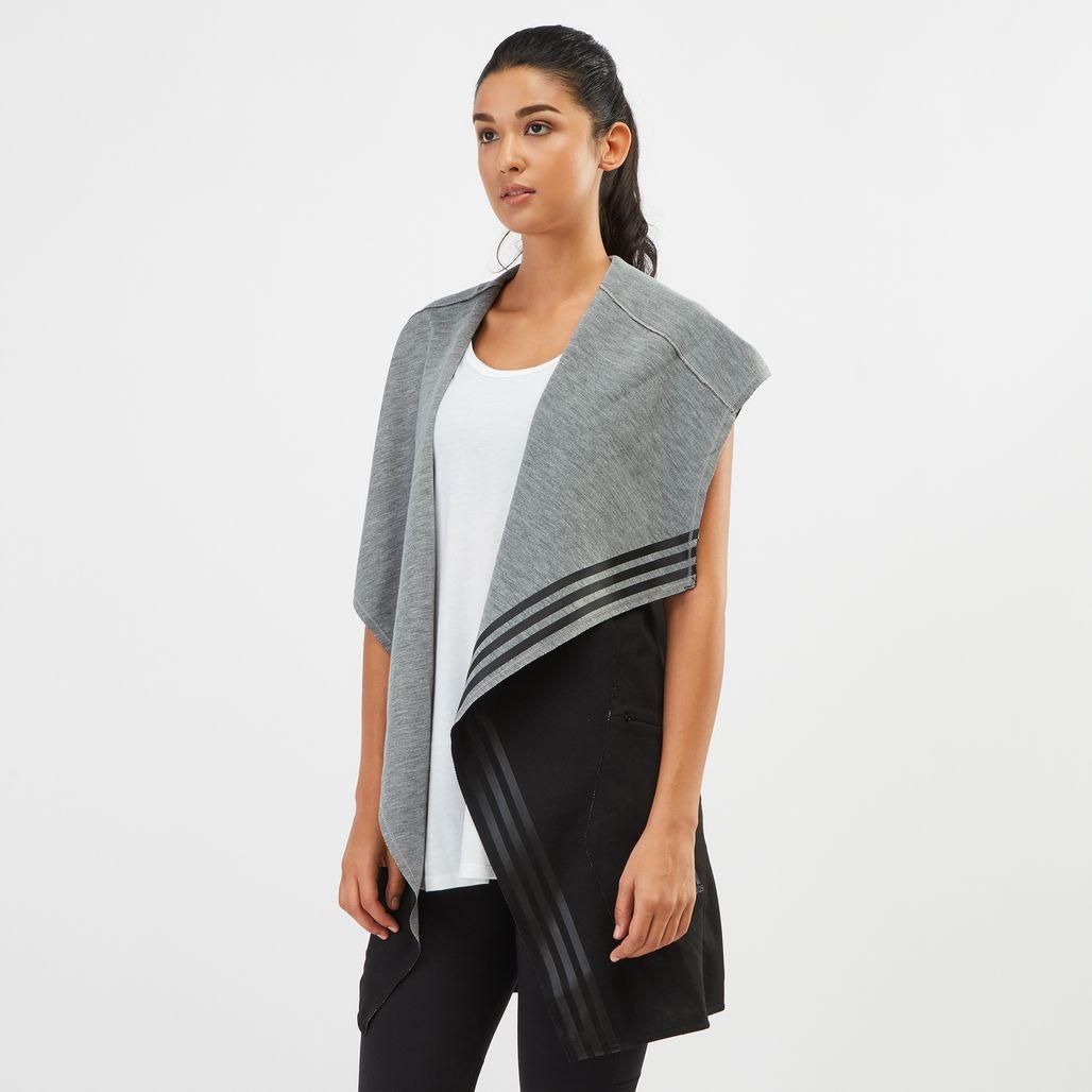adidas ID Reversible Hooded Vest