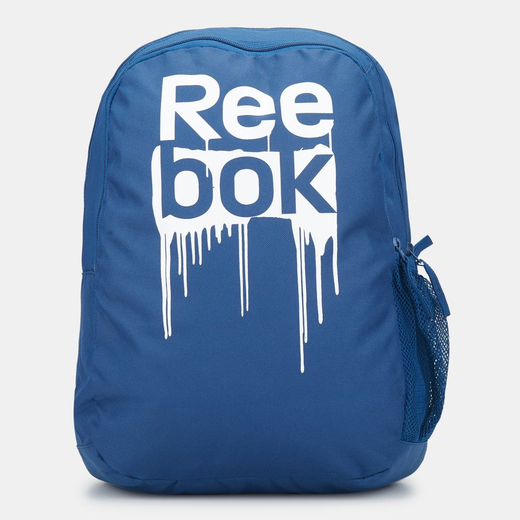 Reebok Kids' Foundation Backpack - Blue