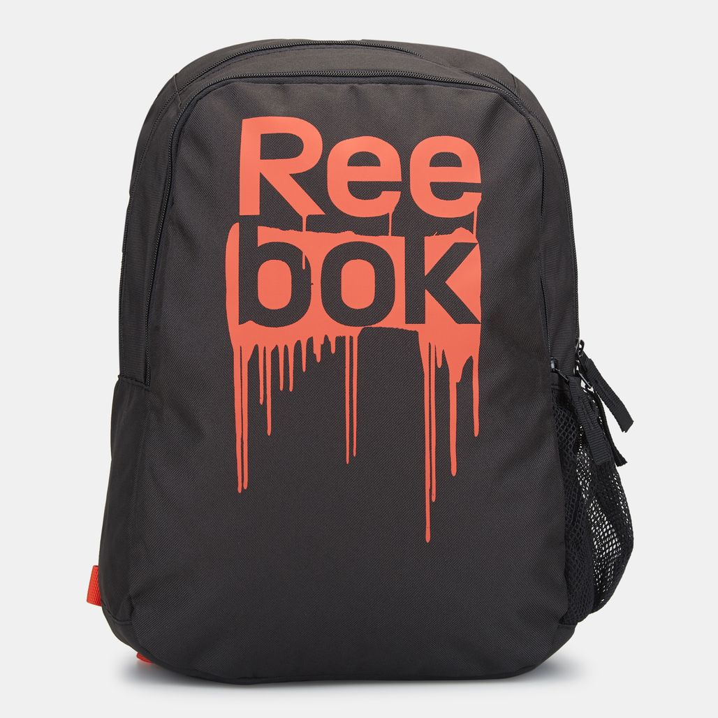 Reebok Kids' Foundation Backpack - Orange