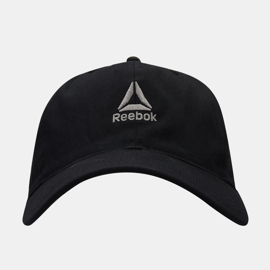 Reebok Men's Active Foundation Logo Cap - Black