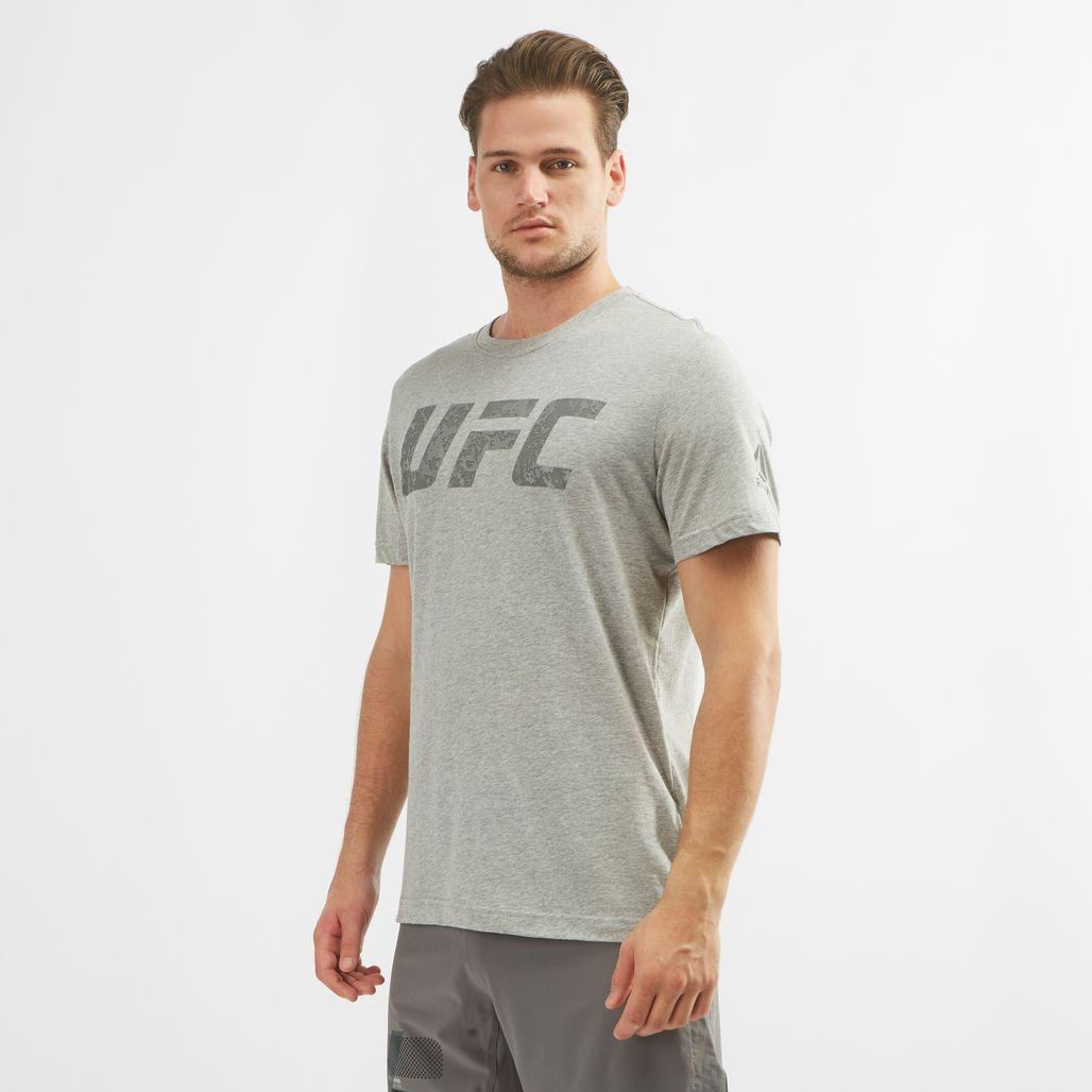 Reebok UFC Logo Gym T-Shirt