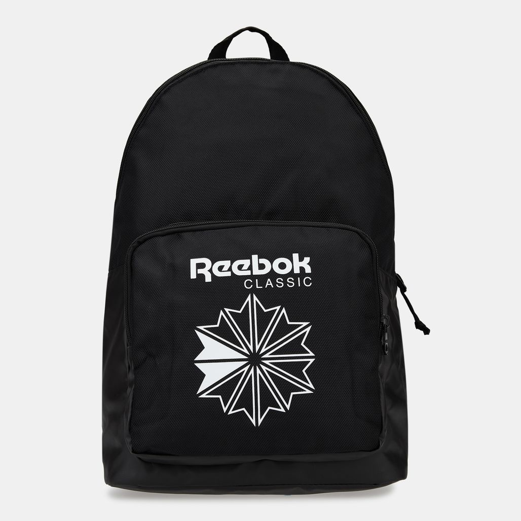 Reebok Unisex Classics Core Backpack - Black