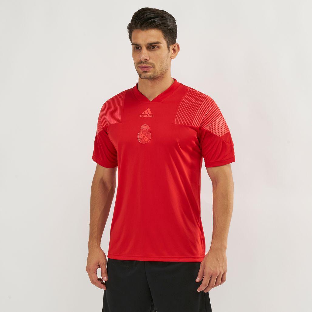 adidas Real Madrid Icon Football T-Shirt