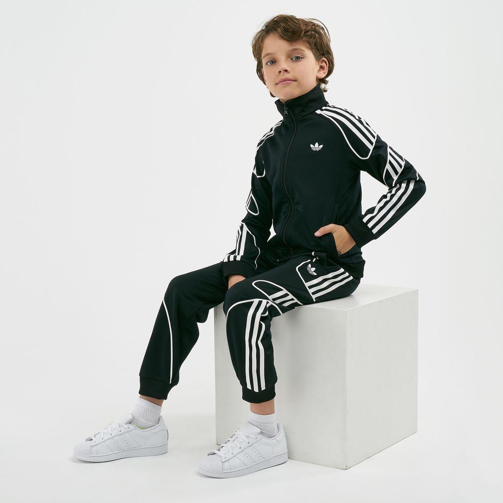 adidas Originals Kids' Flamestrike Track Suit (Younger Kids)