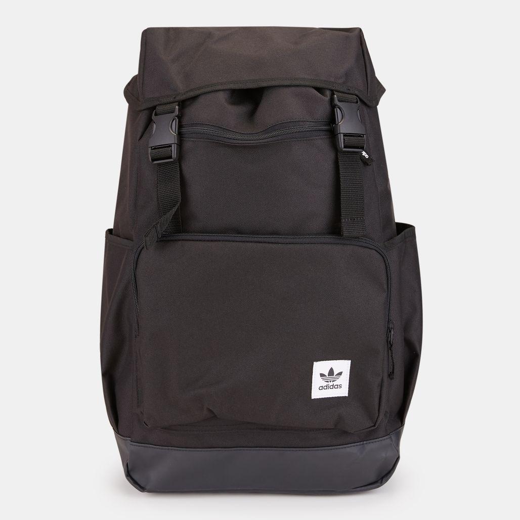 adidas Originals Toploader Backpack - Black