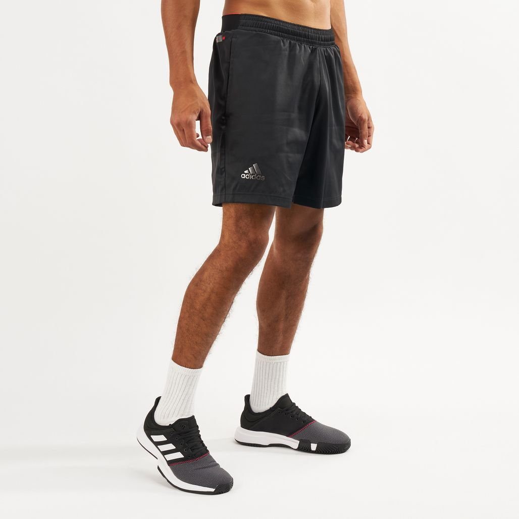 adidas Men's Matchcode Tennis 7 Inch Shorts
