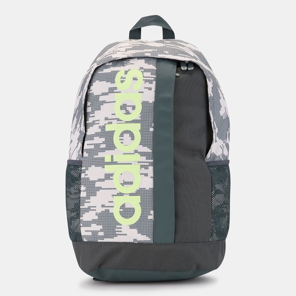 adidas Linear Core Backpack - White