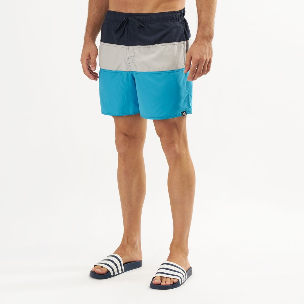 adidas Men's Colourblock Swim Shorts