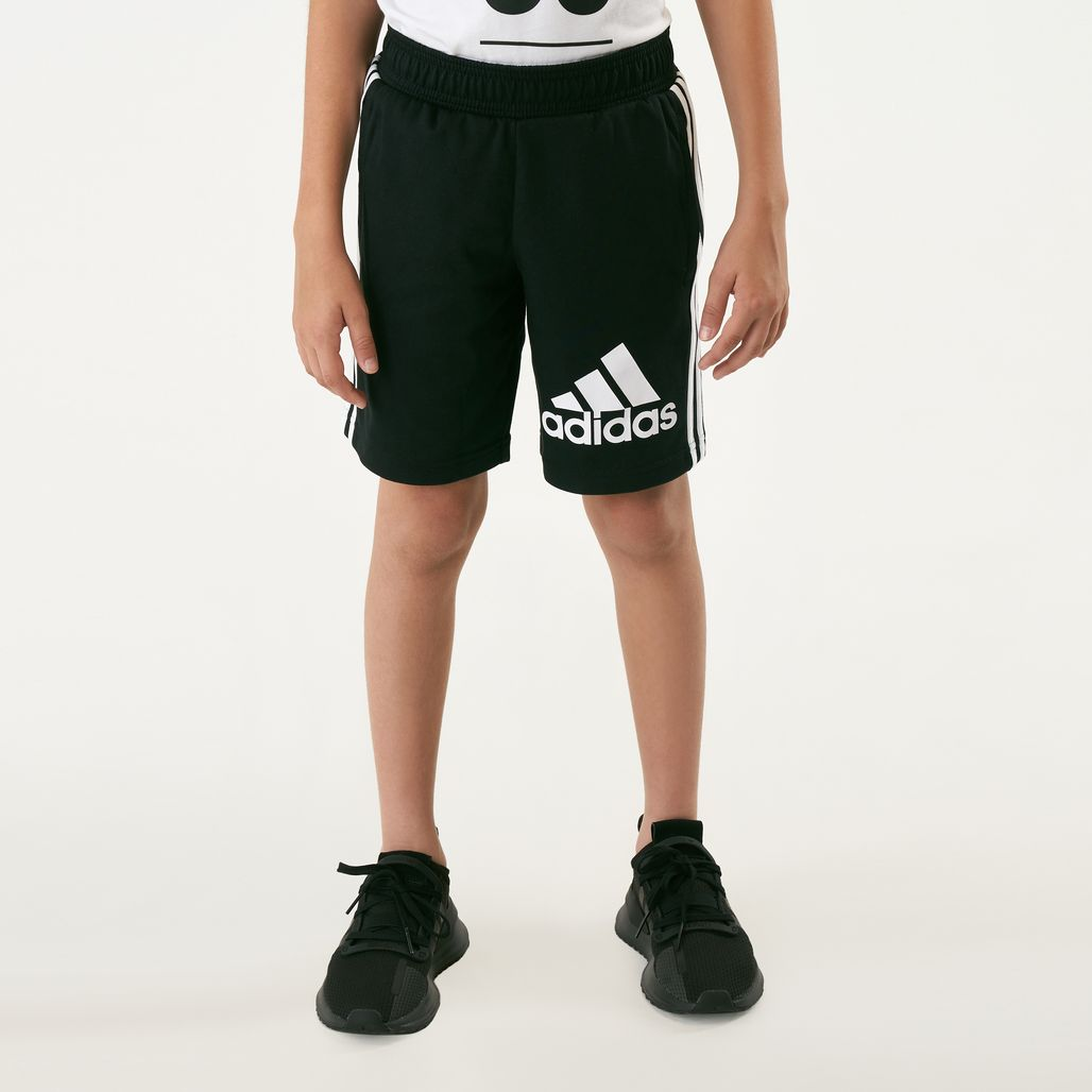 adidas Kids' Must Haves Badge of Sports Short (Younger Kids)