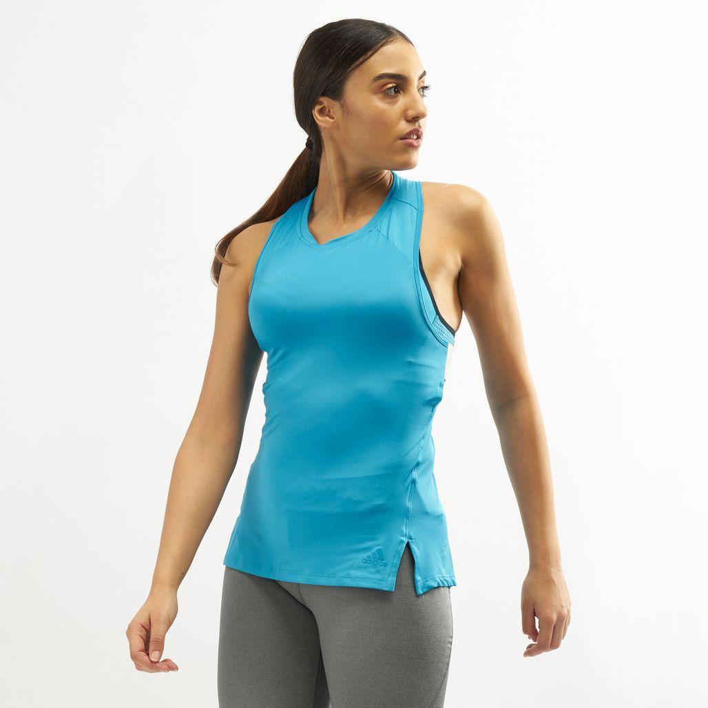 adidas Women's Strap-Back Tank Top