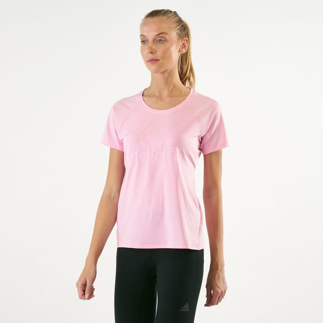 adidas Women's Logo Training T-Shirt