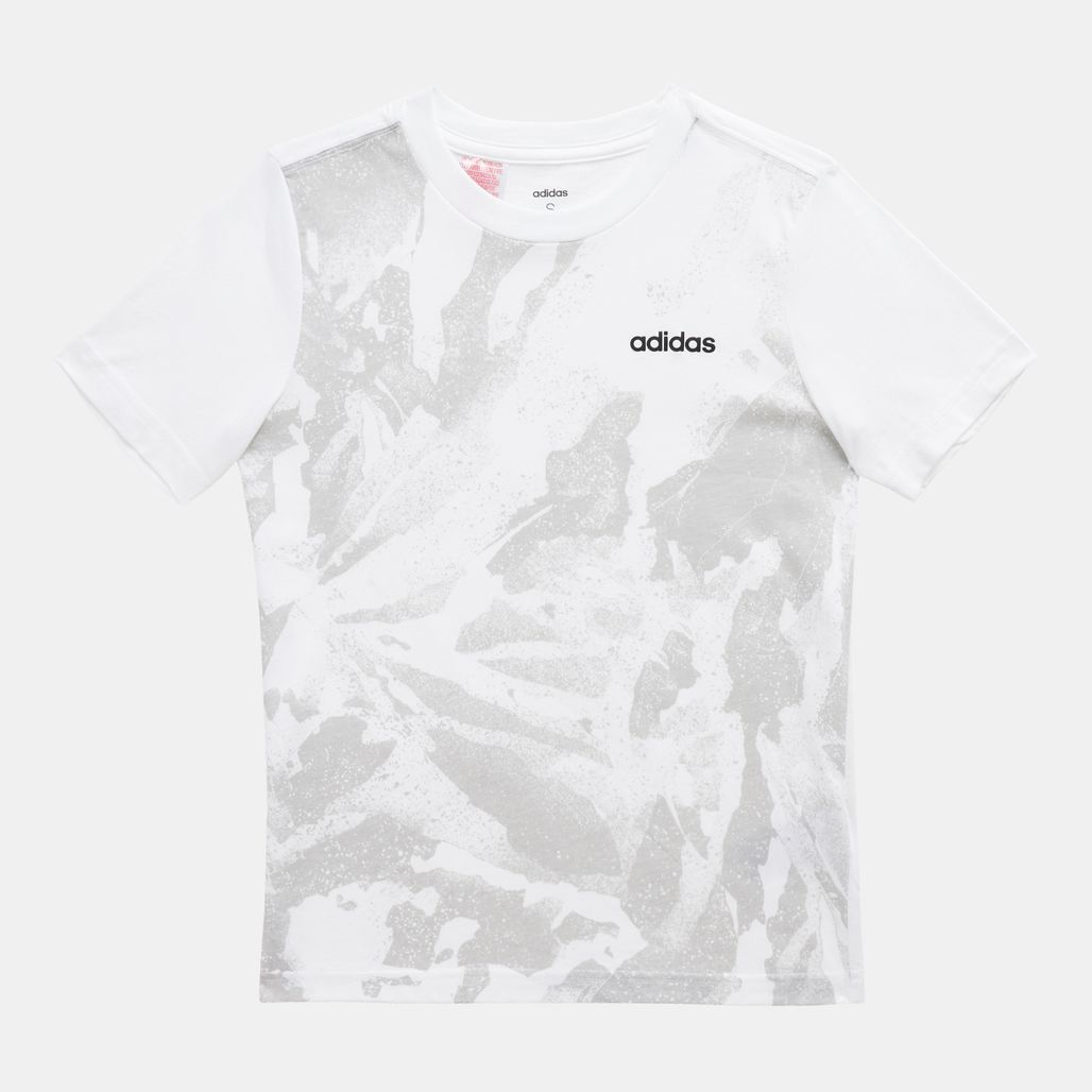 adidas Kids' Essential Printed T-Shirt (Older Kids)