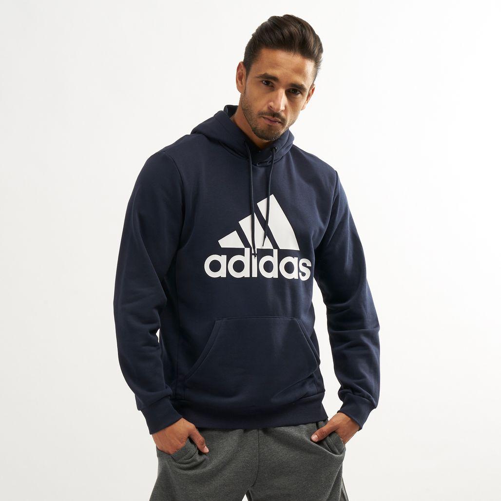 adidas Men's Must Haves Badge of Sports Hoodie