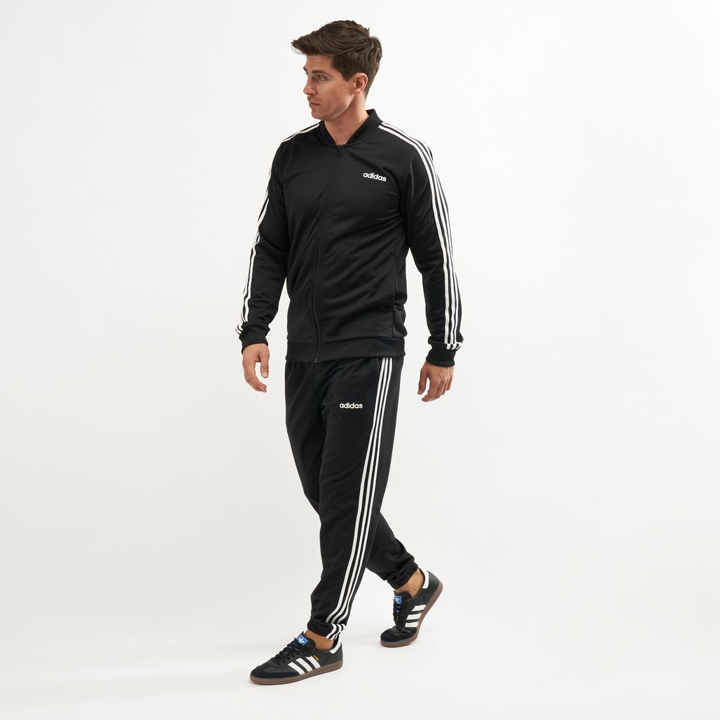 adidas Men's B2BAS 3-Stripes Tracksuit