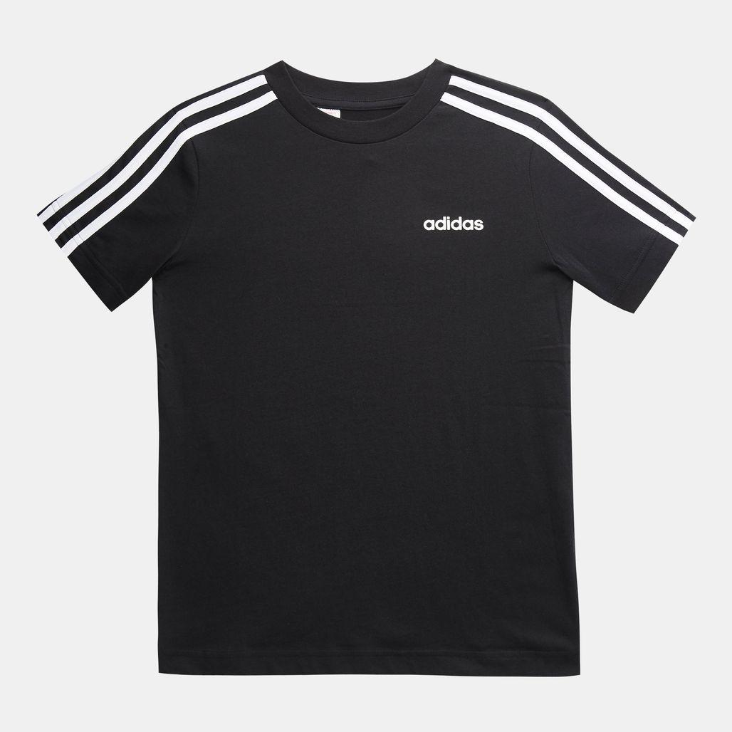 adidas Kids' Essentials 3-Stripes T-Shirt