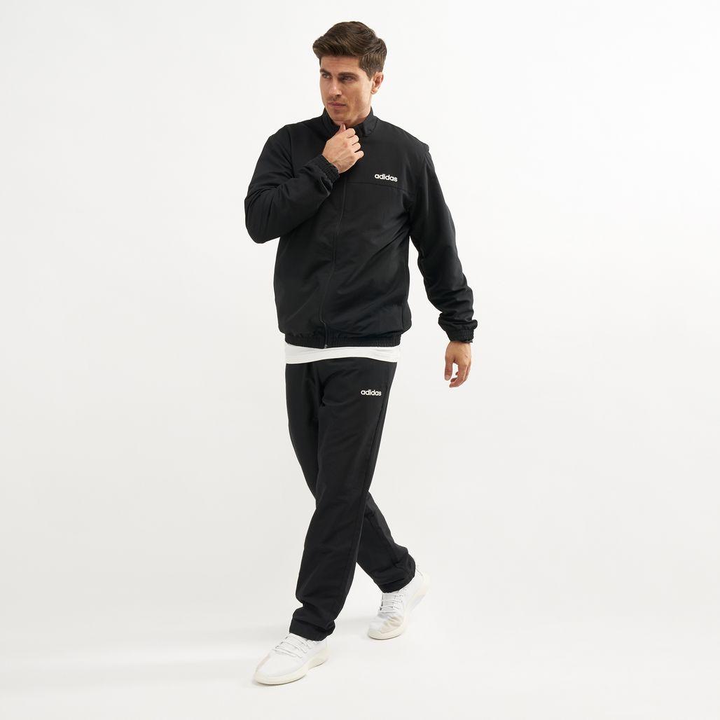 adidas Men's Woven 24/7 C Track Suit