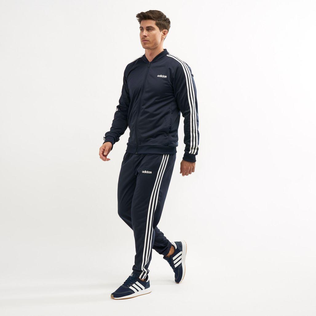 adidas Men's B2BAS 3-Stripes Tracksuit