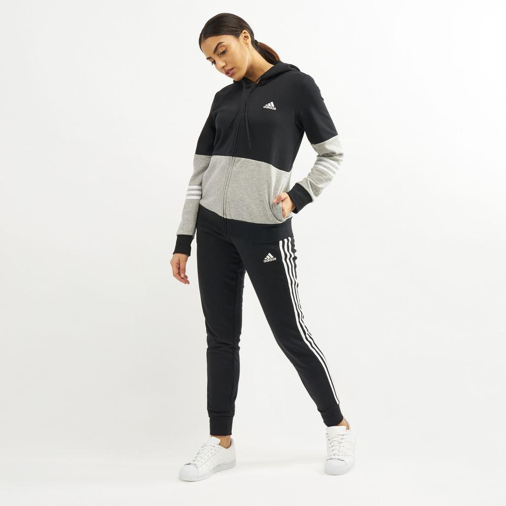 adidas Women's Cotton Energize Tracksuit