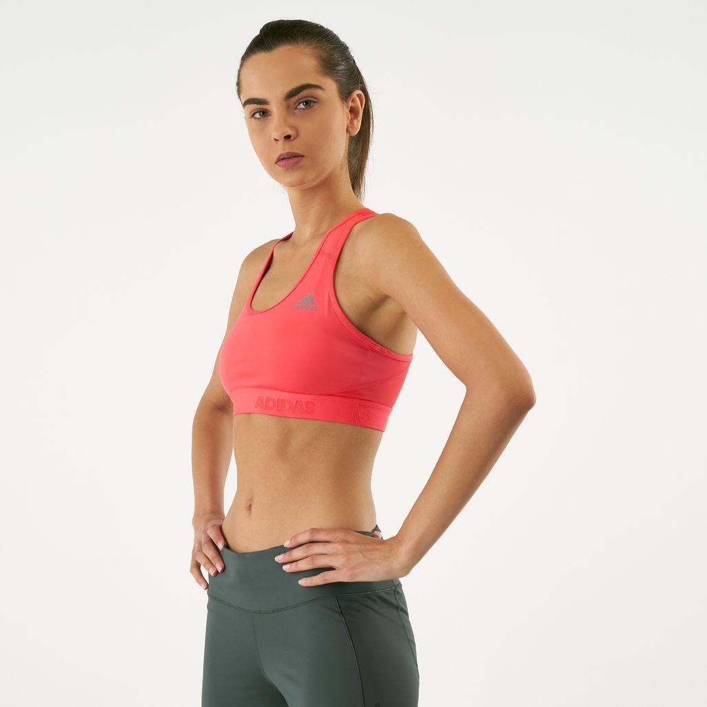 adidas Women's Don't Rest Alphaskin Sports Bra