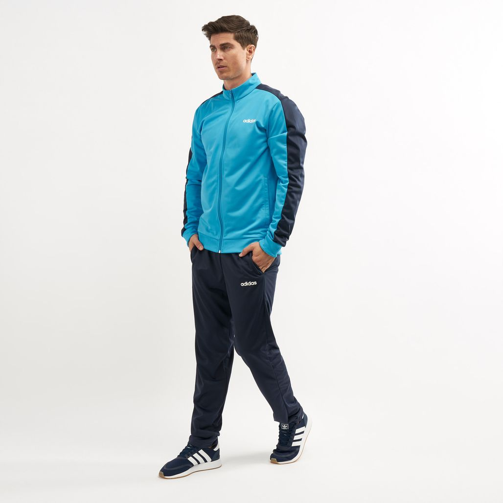 adidas Men's Basic Tracksuit
