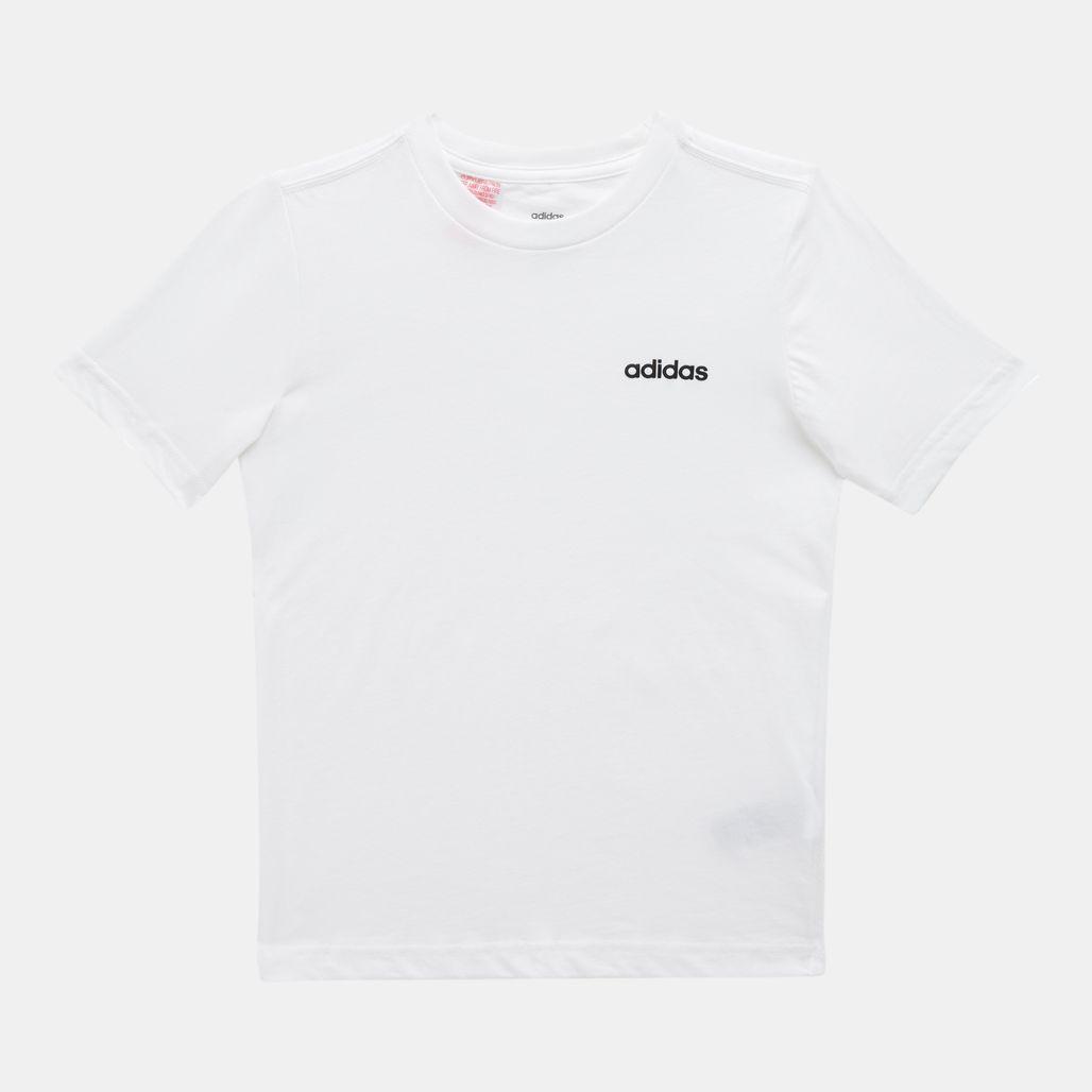 adidas Kids' Essential Plain T-Shirt (Older Kids)