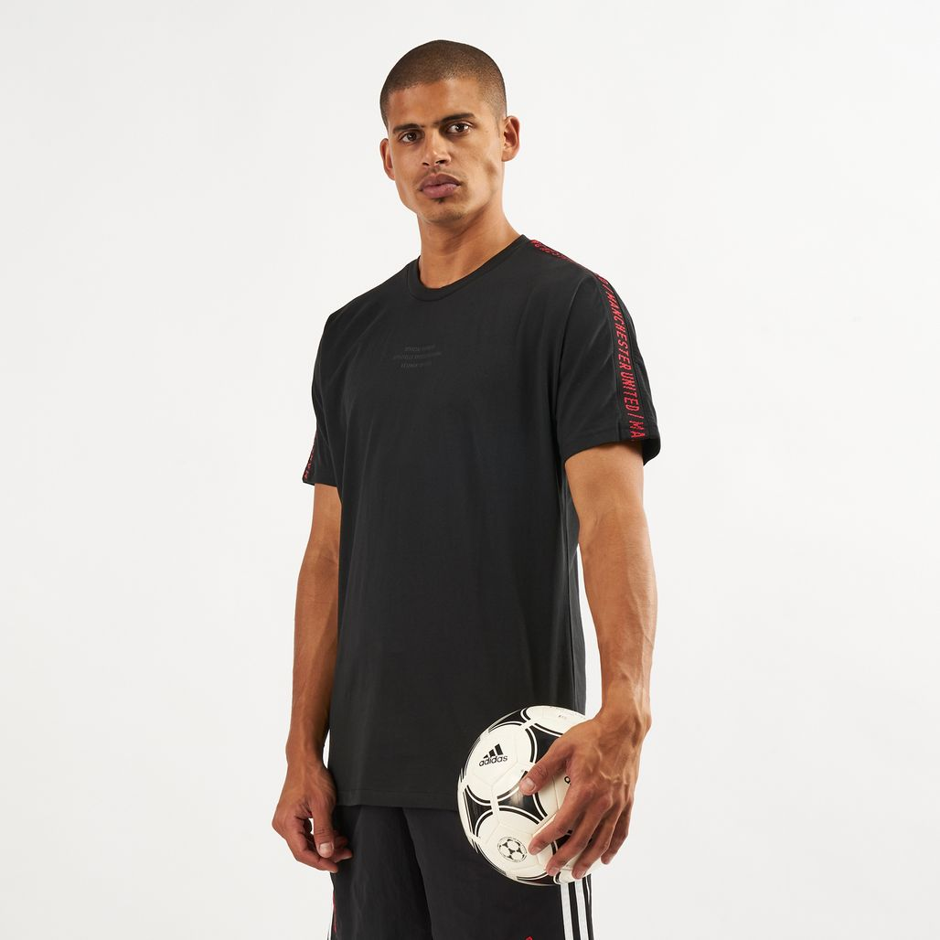 adidas Men's Manchester United FC Seasonal Special T-Shirt
