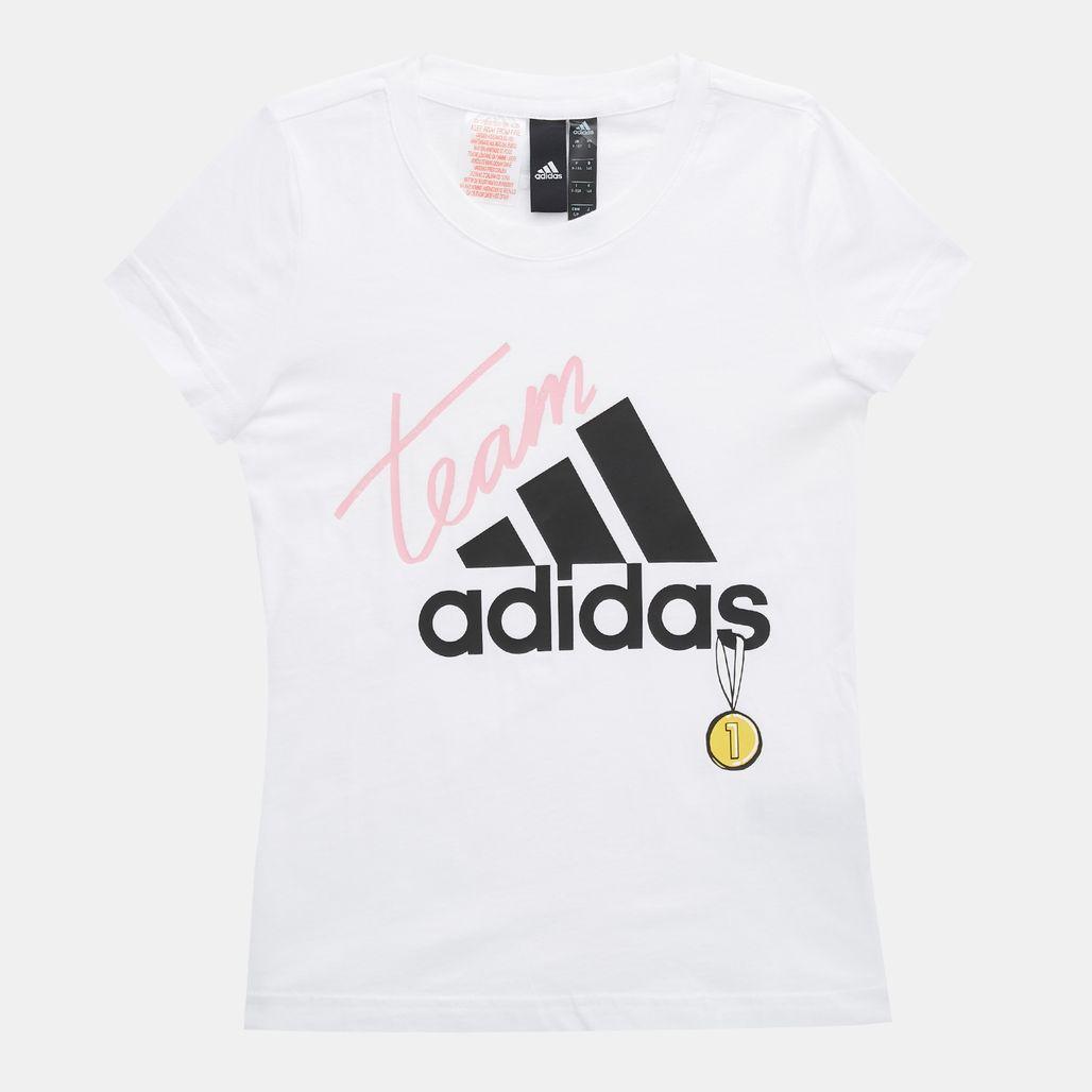 adidas Kids' ID Graphic T-Shirt (Older Kids)