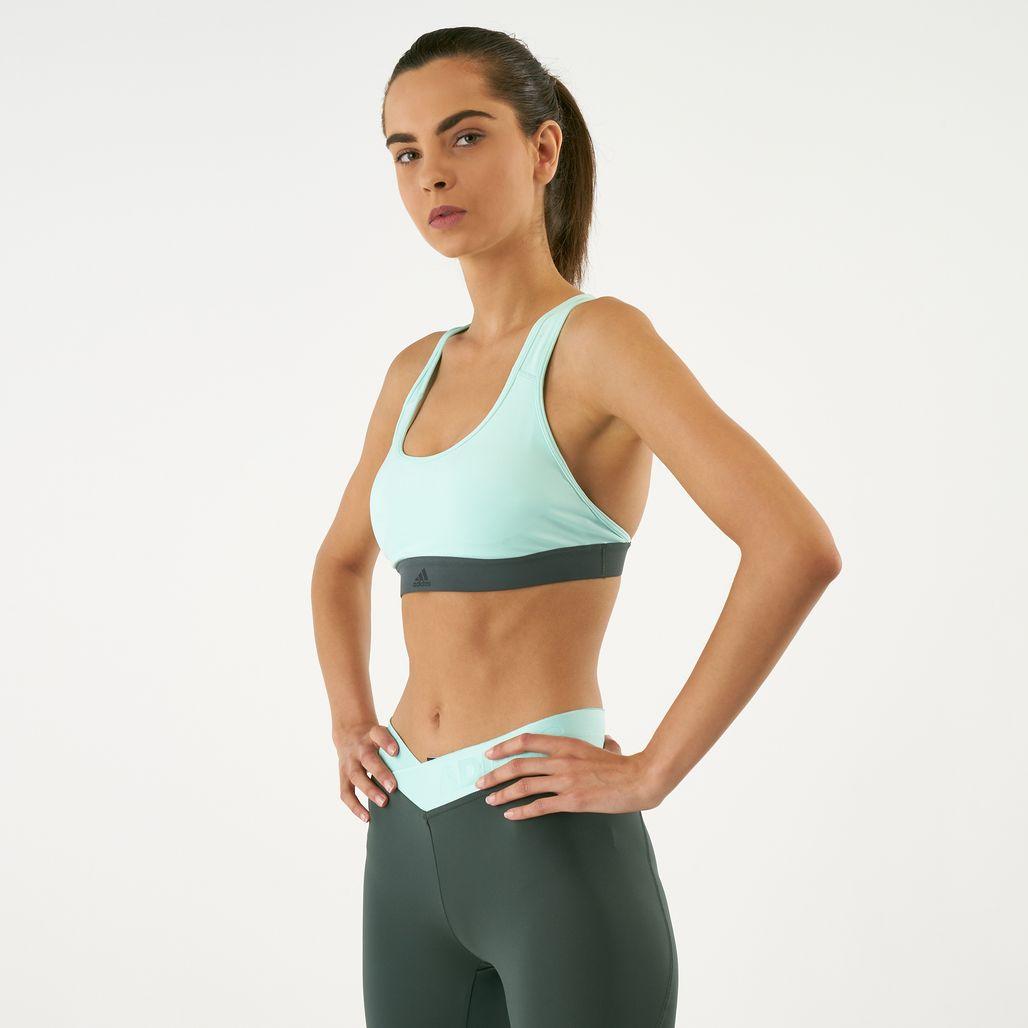 adidas Women's Don't Rest X Printed Sports Bra